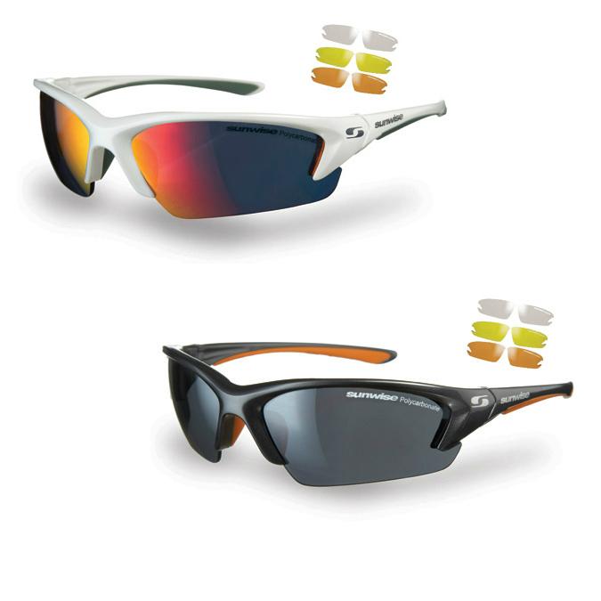 Sunwise Bliss Large Orange Soft Lined Sunglasses or Glasses Case 'ORANGE' by Sunwise Cajg6Am