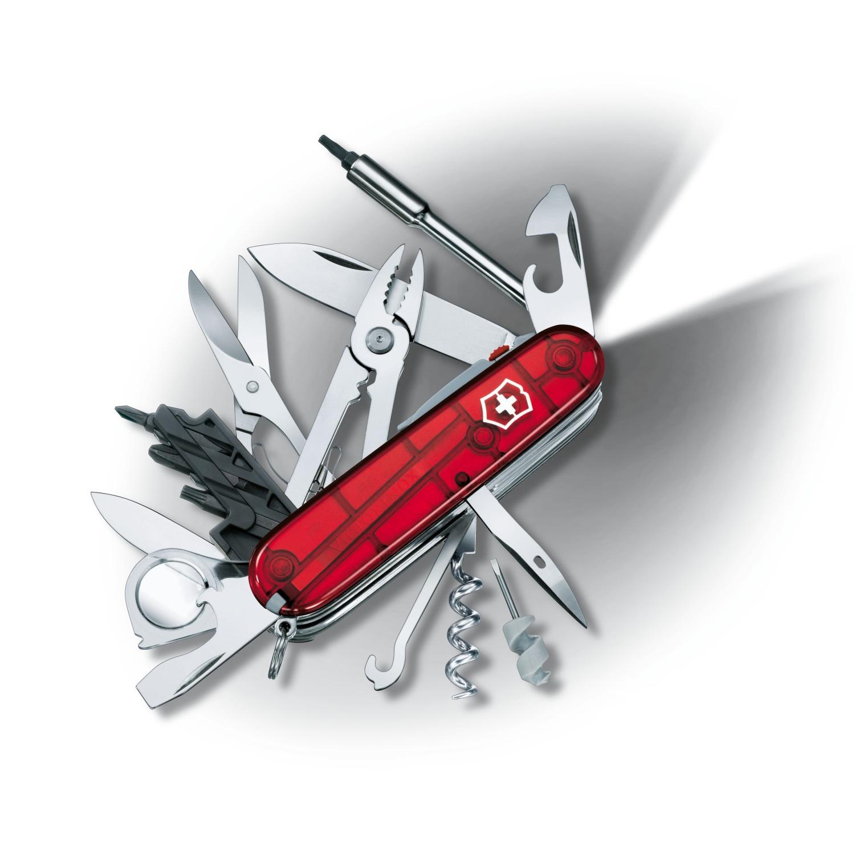 Victorinox Cybertool 36 Red Lite Swiss Army Knife Uk