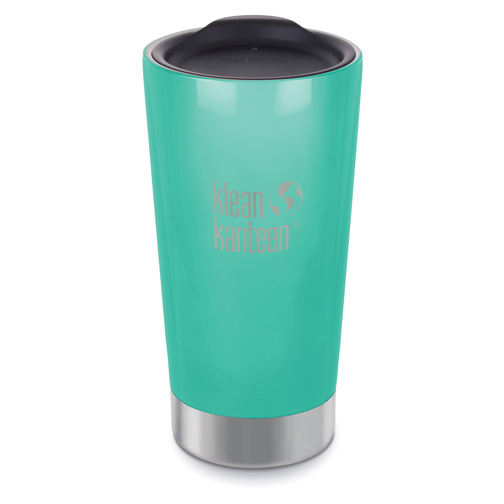 Klean Kanteen 16oz Vacuum Insulated Pint Tumbler Stainless