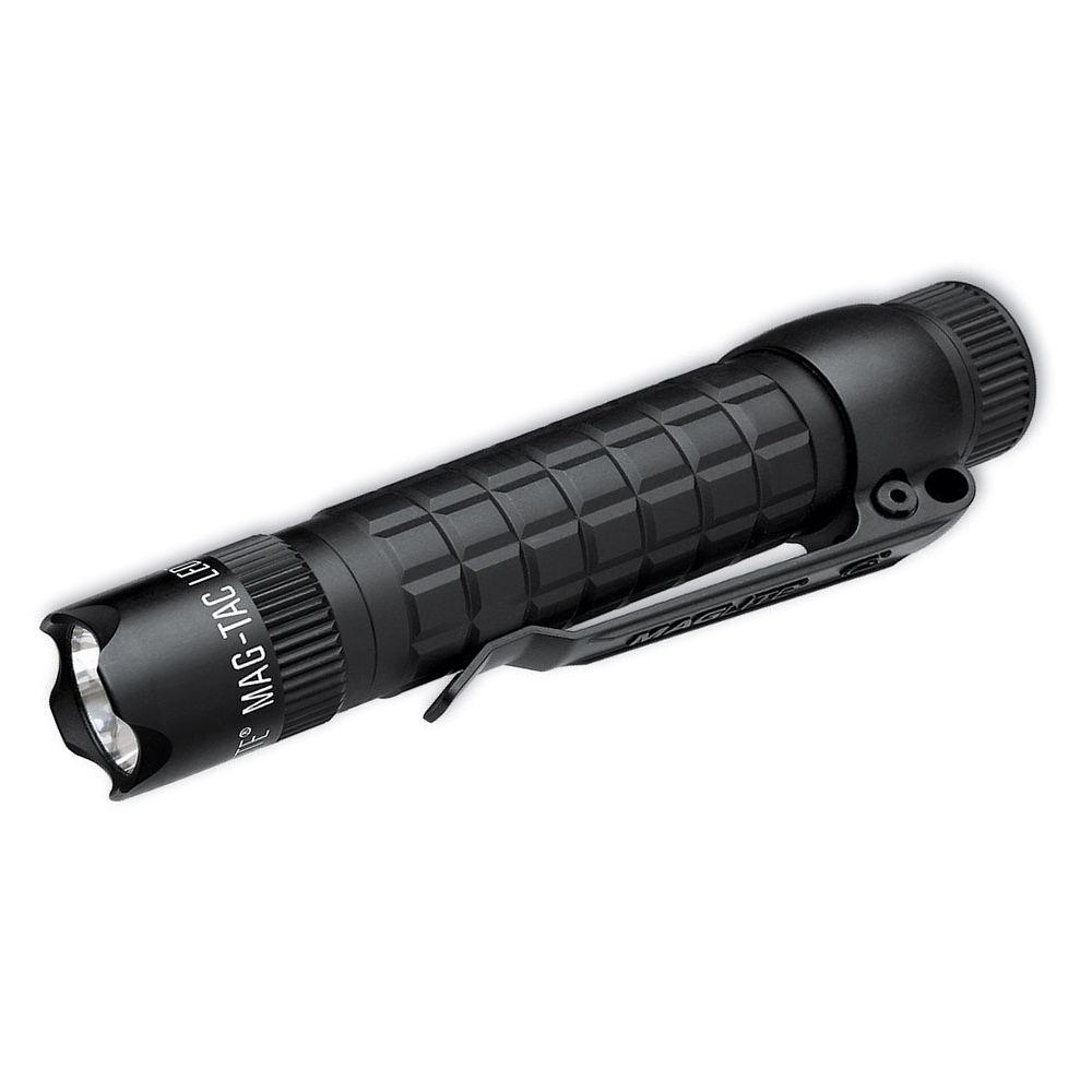 Maglite Mag Tac Military Led Torch 320 Lumens 193m Beam