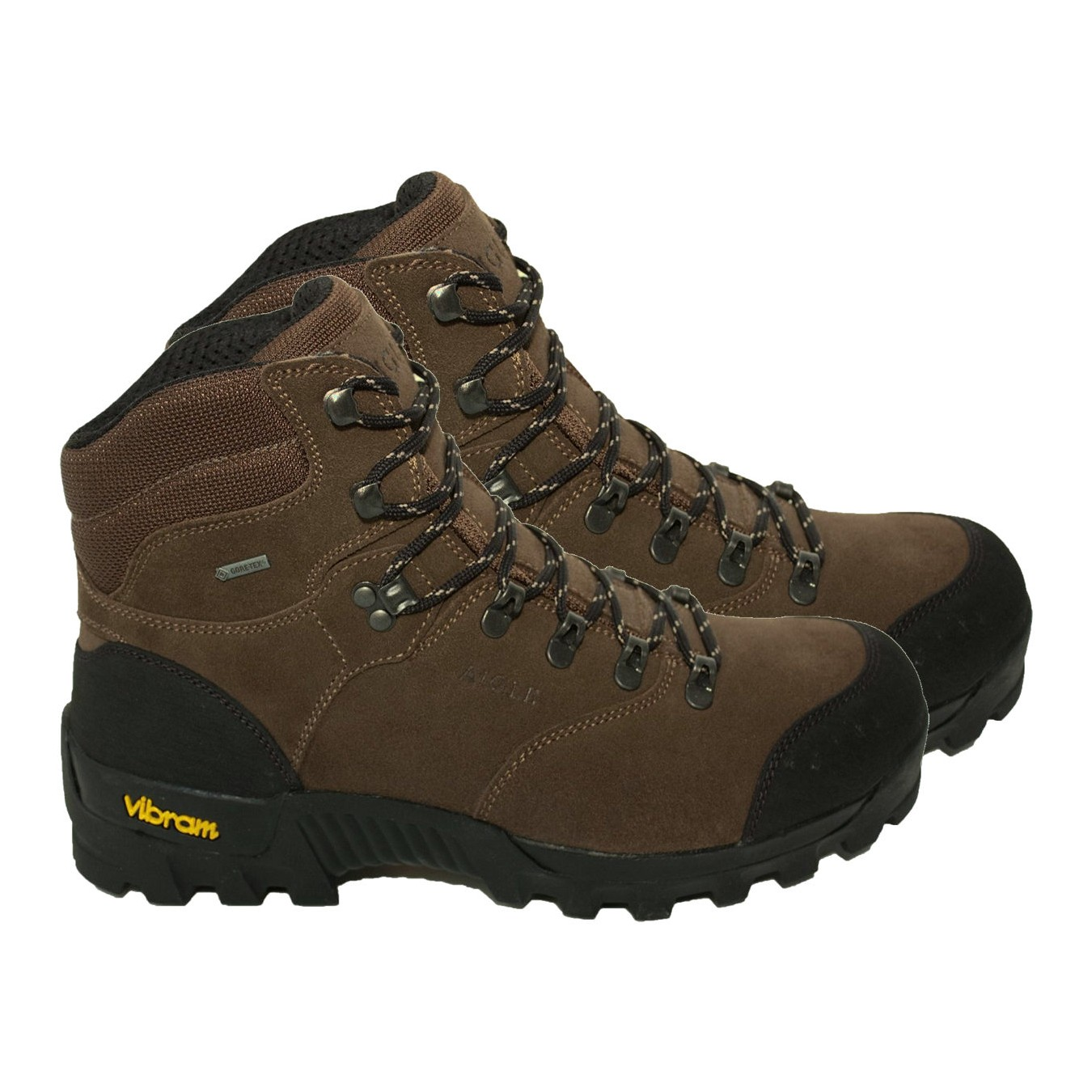 a1a85cd96e9 AIGLE Altavio Gore Tex Waterproof Hiking Boots ankle support hard ...
