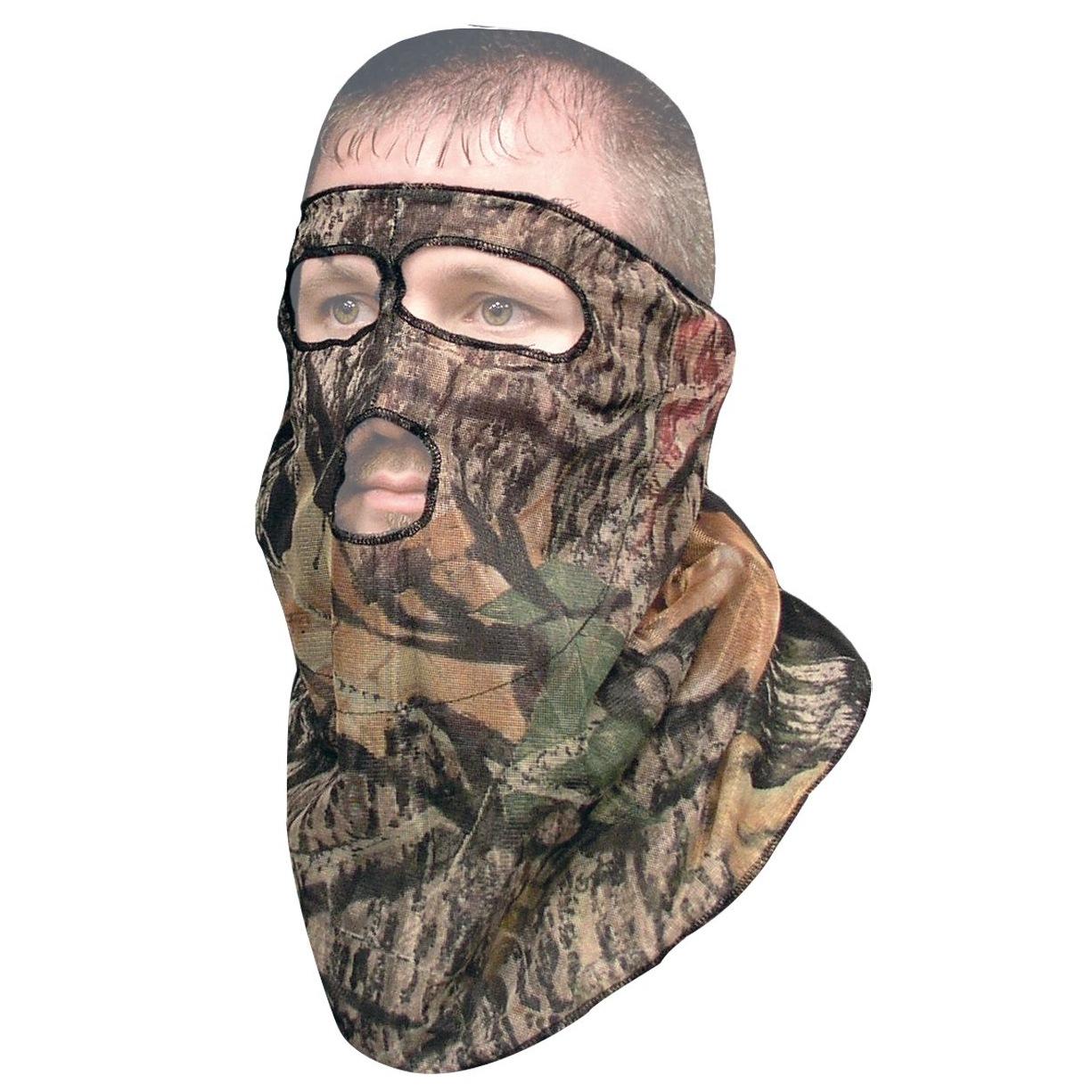 1cbdef7c50906 Primos Ninja Camo face mask mossy oak break up camo 3 4 or full ...
