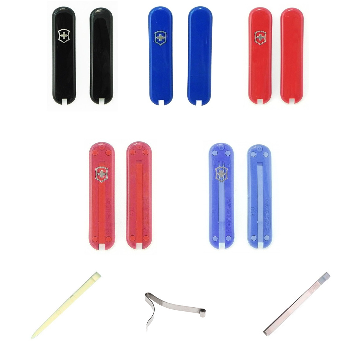 Victorinox 58mm Swiss Army Knife Spares Tweezers Toothpick